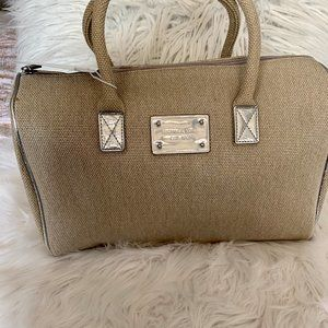 Michael Kors Weekender Tote Bag - Khaki Satchel